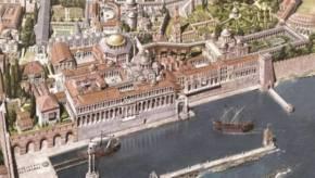 Πώς ήταν η Κωνσταντινούπολη πριν την Άλωση! (φωτό & βίντεο) -ΣΠΑΝΙΕΣΕΙΚΟΝΕΣ