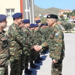 Επίσκεψη Αρχηγού ΓΕΣ Αντγου Αλκιβιάδη Στεφανή στις Π.Ε 79 ΑΔΤΕ και 88 ΣΔΙ.ΦΩΤΟΓΡΑΦΙΕΣ.