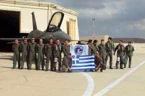 Πρόβα πολέμου NATO-Iσραήλ κατά Ρωσίας στη Συρία: Τα ελληνικά φτερά με F-16 BLOCK 52+ adv θα εκπαιδεύσουν τους Ισραηλινούς στην μεγαλύτερη «Blue Flag» όλων των εποχών- Εκτός ηΤουρκία!