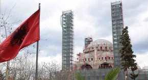 Μας «κυκλώνει» ο Ερντογάν – Ετοιμάζεται πυρετωδώς το μεγαλύτερο τζαμί των Βαλκανίων στα Τίρανα με χορηγό την Άγκυρα – Η Ελλάδα σε κλοιό πολιορκίας από Τουρκία καιΑλβανία