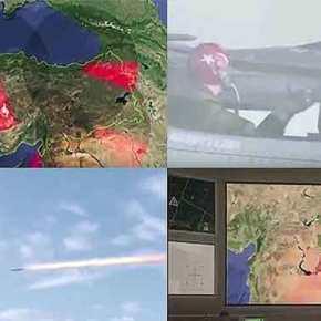 Αιφνιδιασμός από Άγκυρα: Τουρκικά μάτια εγκλωβίζουν όλο το Αιγαίο πέλαγος, την Δυτική Θράκη και την Κύπρο από νέο αναβαθμισμένο σύστημα ( EİRS)(Βίντεο)