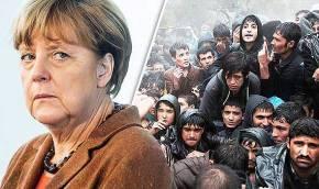 """""""Η απάτη της Μέρκελ με τουςμετανάστες"""""""