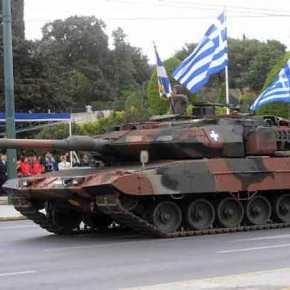 Μόσχα:«Μεγαλειώδης στρατιωτική παρέλαση στην Ελλάδα!»(βίντεο)