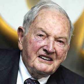 Πέθανε ο κοσμοεξουσιαστής δισεκατομμυριούχος Ντέιβιντ Ρόκφελερ(βίντεο)