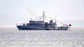 Προσβολή από την Άγκυρα: Τουρκικό ναρκαλιευτικό κατέπλευσε στο λιμάνι της Πάτρας χωρίς να υψώσει την ελληνικήΣημαία!