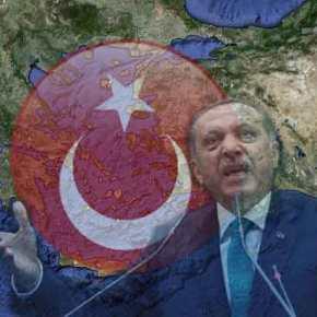 ΑΠΛΑ ΚΑΙ ΞΕΚΑΘΑΡΑ: Ο Ερντογάν θέλει Αιγαίο, Θράκη καιΚύπρο!