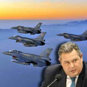Π.Καμμένος: «Θα εφαρμόσουμε τα εθνικά μας σχέδια και θα βουλιάξουμε τους Τούρκους -Είμαστε σεετοιμότητα»