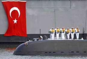 ΕΚΤΑΚΤΟ- Τουρκικές δυνάμεις μαζί με το υποβρύχιο TCG I.İNÖNÜ αφίχθησαν στην βάση Πασαλιμάνι στην Αλβανία – Ξεκινούν στρατηγική περικύκλωση της Ελλάδος (ΑποκλειστικόΒίντεο)