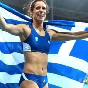 Χρυσό μετάλλιο γιαΣτεφανίδη!