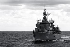 Αυτή είναι η φρεγάτα ΛΗΜΝΟΣ του Πολεμικού Ναυτικού –ΦΩΤΟ