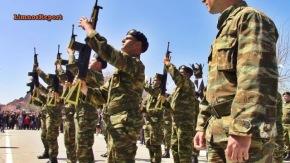 ΛΗΜΝΟΣ: Εντυπωσιακή Στρατιωτική Παρέλαση με οπλοασκήσεις που άφησαν άφωνο τον κόσμο(βίντεο-φωτο)