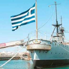 Θα ξαναβγεί το θωρηκτό «Αβέρωφ» στο Αιγαίο; – Το μυθικό πλοίο ετοιμάζεται να σαλπάρει ξανά(φωτό)