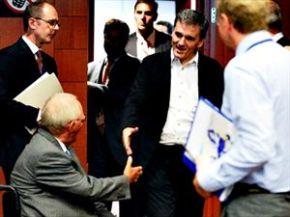 Σόιμπλε: Ευελπιστώ σε κλείσιμο τηςαξιολόγησης