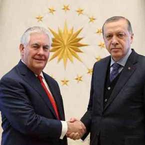 «Ναυαγούν» οι αμερικανοτουρκικές σχέσεις – Το «φάντασμα» του μεγάλου Κουρδιστάν «στοιχειώνει» τηνΆγκυρα