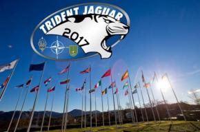 Trident Jaguar 2017: Ο ΑΓΕΣ στην τελική φάση της Άσκησης –ΦΩΤΟ