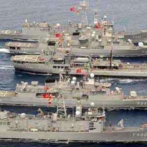 Ετοιμάζεται να βγει ο τουρκικός στόλος στο Αιγαίο – Η Άγκυρα θα στραφεί κατά της Ελλάδας μετά την ήττα στο μέτωπο τηςΣυρίας