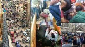 Το ISIS απειλεί με νέα χτυπήματα μετά το μακελειό στην Αίγυπτο – 47 νεκροί και 150 τραυματίες (εικόνες,βίντεο)