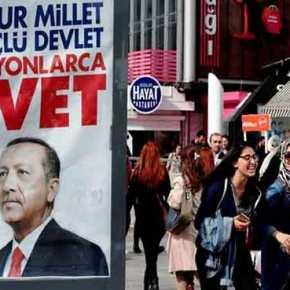 Τουρκία: Δημοψήφισμα – Διαφορά υπέρ του «Ναι» δείχνουν τα αποτελέσματα – Δυναμική και για το«Όχι»