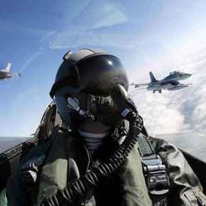 Με Τουρκικά F-16 οπλισμένα… Ενεπλάκησαν οι «Κουζουλοί» της 115 ΠΜ!(video)