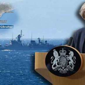 ΕΚΤΑΚΤΟ: Βρετανικά πολεμικά σκάφη καταδίωξαν ισπανικό περιπολικό στοΓιβραλτάρ!