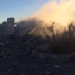 «Κόλαση» από την τουρκική Αεροπορία: Παρά την αντίδραση των ΗΠΑ «σάρωσαν» με 100 νεκρούς τις θέσεις των Κούρδων τηςΣυρίας