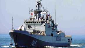 Αμερικανικά ΜΜΕ: Ρωσική φρεγάτα κατευθύνεται προς τα αμερικανικά σκάφη που εκτόξευσαν τους Tomahawk!(φωτό)