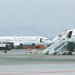 AEGEAN: Αυξημένη κατά 5% η επιβατική κίνηση το πρώτο τρίμηνο.Λιγότερες πτήσεις, υψηλότερες πληρότητες, χαμηλότεροιναύλοι