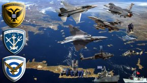 Βίντεο: Στην 28η θέση παγκοσμίως η Ελλάδα από άποψη στρατιωτικήςισχύος