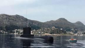 ΕΝ ΜΕΣΩ ΤΟΥΡΚΙΚΩΝ ΠΡΟΚΛΗΣΕΩΝ ΣΕ ΑΙΓΑΙΟ ΚΑΙ ΚΥΠΡΟ -Στο Καστελόριζο έστειλε το ΠΝ αιφνιδιαστικά το υποβρύχιο S-117 «Αμφιτρίτη»BINTEO