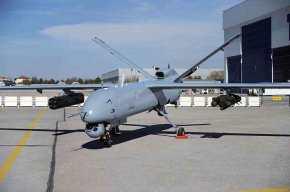Τουρκικό UAV με αντιαρματικούς πυραύλους!Φωτογραφίες