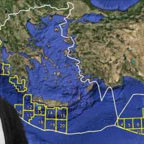 Επίσημες υπογραφές για τα θαλάσσια οικόπεδα τηςΚύπρου