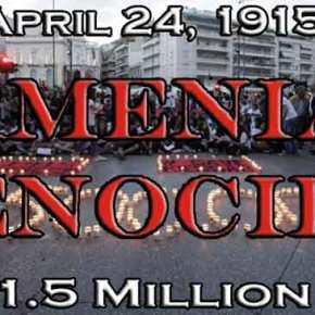 Γενοκτονία Αρμενίων: Ο Ι.Μάζης γράφει αναλύει καιαποκαλύπτει