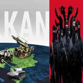 Η «Μεγάλη Αλβανία» ανάβει το φιτίλι για τον ΜΕΓΑΛΟ ΒΑΛΚΑΝΙΚΟΠΟΛΕΜΟ!