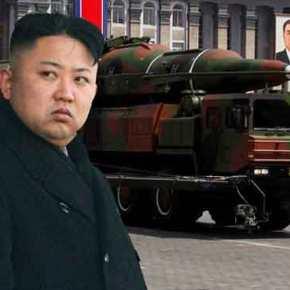 Βόρεια Κορέα: Νέα… αλλά αποτυχημένη πυραυλική δοκιμή(φωτό)