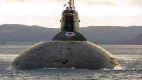 ΜΑΖΙ ΜΕ ΤΗ ΦΡΕΓΑΤΑ «ADMIRAL GRIGOROVICH» Το γιγαντιαίο υποβρύχιο κλάσης Typhoon στέλνει το Κρεμλίνο στην Α.Μεσόγειο (φωτό &βίντεο)