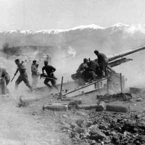 6 ΑΠΡΙΛΙΟΥ 1941 5.15′ ΠΡΩΙΝΗΝ ΤΟ ΔΕΥΤΕΡΟ ΟΧΙ ΣΤΟΥΣ ΝΑΖΙ!