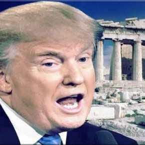 Β Ο Μ Β Α… Τι Ανέφερε ο Πλανητάρχης, Ντόναλντ Τραμπ για την Ελλάδα… Έρχονται ΕΠΙΣΗΜΕΣ Ανακοινώσεις!!!