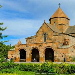Αρμενία: Η πρώτη χώρα που υιοθέτησε τον Χριστιανισμό ως επίσημη θρησκεία(φωτό)