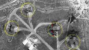 Δορυφορικές φωτο-ντοκουμέντα για το κτύπημα στην Συρία διαψεύδουν τους αμερικανικούς αλλά και τους ρωσικούςισχυρισμούς!