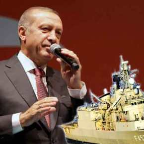 Η Τουρκία αμφισβητεί την κυριαρχική αρμοδιότητα της Ελλάδας στο Καστελόριζο: «Δεν έχετε άδεια για αποστολέςSAR»!