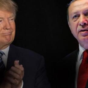 Συνάντηση Ερντογάν – Τραμπ στον Λευκό Οίκο – Τι θασυζητηθεί