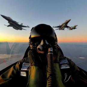 Σήκωσαν Ασπίδα στο Αιγαίο απέναντι στα τουρκικά F-16 οι Μαχητές τουΑράξου!