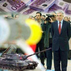 """""""Μίζες"""" 3 εκ. ευρώ για τα Leopard σε αξιωματικούς """"όπλο"""" της Δικαιοσύνης κατάΠαπαντωνίου"""