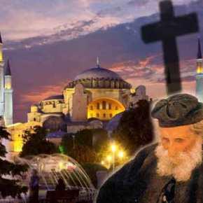 Πριν αρχίσει ο πόλεμος θα φανεί ένας μεγάλος Σταυρός πάνω από την Πόλη! Καιτότε…