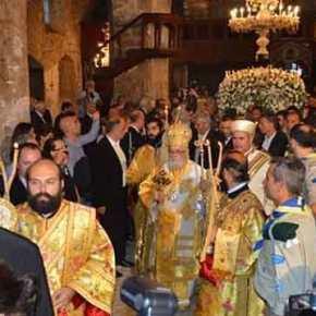Πρόκληση Tουρκοκυπρίων: Απαγορεύτηκε η Περιφορά του Επιταφίου σταΚατεχόμενα