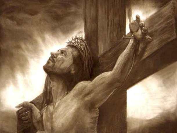 Αποτέλεσμα εικόνας για χριστοσ στο σταυρο