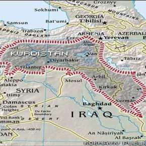 Έπεσαν «τέζα» στην Άγκυρα – Ισραήλ: «Θέλουμε την ίδρυση μεγάλουΚουρδιστάν»