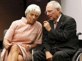 Μετά το ΔΝΤ και ο Σόιμπλε «δείχνει» τώρα μέτρα από το2018