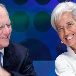 Σόιμπλε: Πιο ρεαλιστικές οι προβλέψεις της Αθήνας από αυτές τουΔΝΤ