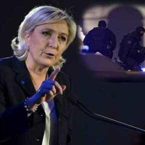 Τα τρομοκρατικά χτυπήματα στη Γαλλία ευνοούν την ΜαρίνΛεπέν